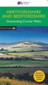 Wandelgids 54 Pathfinder Guides Hertfordshire and Bedfordshire | Ordnance Survey