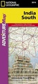 Wegenkaart - landkaart 3014 Adventure Map India South - Zuid | National Geographic