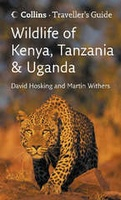 Reisgids Wildlife of Kenya Kenia, Tanzania and Uganda - Kenia, Tanzania en Oeganda | Collins Travellers Guide