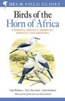 Vogelgids Birds of the Horn of Africa Ethiopia, Eritrea, Djibouti, Somalia and Socotra | Helm field guides