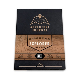Reisdagboek Adventure Journal | Luckies | Luckies
