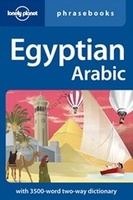 Woordenboek Taalgids Egyptian Arabic phrasebook - Arabisch | Lonely Planet