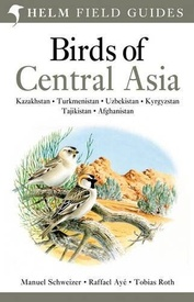 Vogelgids Centraal Azie - Birds of Central Asia | Bloomsbury