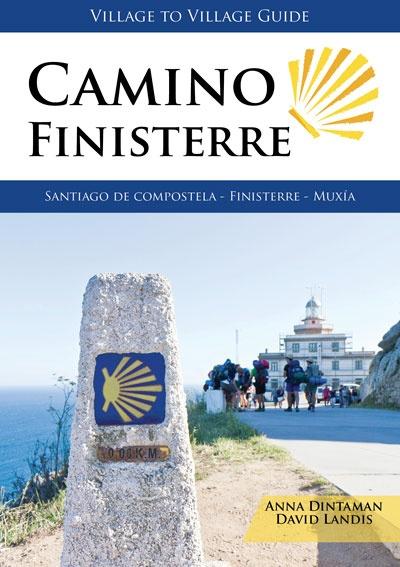 Wandelgids Camino Finisterre Village To Village Press 9781947474130 Reisboekwinkel De Zwerver