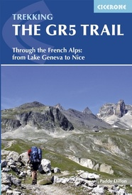 Wandelgids The GR5 Trail - The Alps | Cicerone
