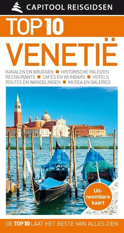 Reisgids Capitool Top 10 Venetië | Unieboek | (ISBN 9789000348978) | €13,99