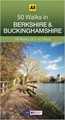 Wandelgids 50 Walks in Berkshire and Buckinghamshire | AA
