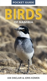 Vogelgids Pocket Guide to Birds of Namibia | Struik publishers