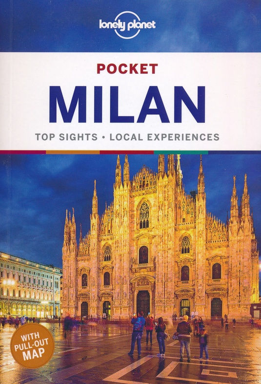 Reisgids Pocket Milan and the lakes – Milaan | Lonely Planet | €11,50