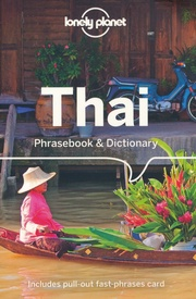 Woordenboek Phrasebook & Dictionary Thai | Lonely Planet