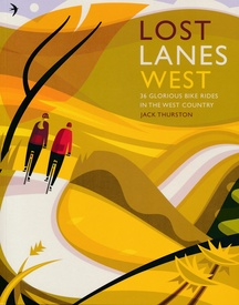 Fietsgids Lost Lanes West Country | Wild Things Publishing