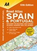 Wegenatlas Road Atlas Spain & Portugal | AA