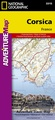 Wegenkaart - landkaart 3315 Adventure Map Corsica | National Geographic