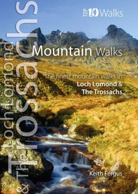 Wandelgids Mountain Walks in Loch Lomond and the Trossachs | Northern Eye Books