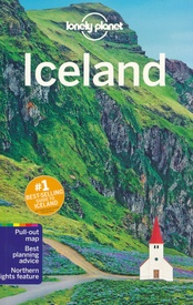 Reisgids Iceland - IJsland | Lonely Planet