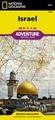Wegenkaart - landkaart 3208 Adventure Map Israel | National Geographic