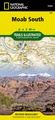 Wandelkaart - Topografische kaart 501 Trails Illustrated Moab South | National Geographic