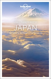 Reisgids Best of Japan | Lonely Planet