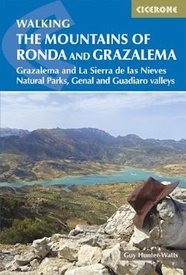Wandelgids Walking the mountains of Ronda and Grazalema | Cicerone