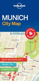 Stadsplattegrond City map Munich - Munchen | Lonely Planet