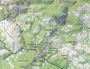 Wandelkaart Gilau Mountains  | Dimap