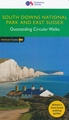 Wandelgids 67 Pathfinder Guides South Downs National Park & East Sussex | Ordnance Survey