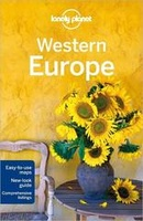 Reisgids Lonely Planet Western Europe - West Europa | Lonely Planet