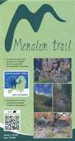 Menalon Trail Map - Peloponnesos