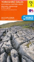 Yorkshire Dales - Southern & Western areas