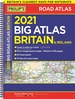 Wegenatlas Big Atlas Britain & Ireland 2021 - | Philip's