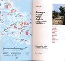 Wandelgids Amorgos, Naxos, Paro, Andros & eastern and northern Cycladen | Graf editions