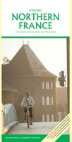 Fietsgids Cycling Northern France - Noord Frankrijk | Excellent Books
