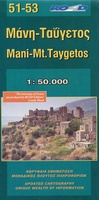 Mani - Mount Taygetos