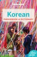 Woordenboek Phrasebook & Dictionary Korean - Koreaans | Lonely Planet