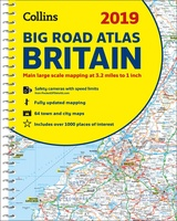 Britain Big Road Atlas 2019