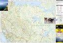 Wegenkaart - landkaart 3113 Adventure Map Canada West | National Geographic