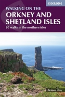 Walking guide to the Orkney and Shetland Isles