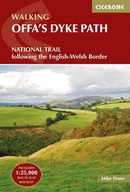 Wandelgids The Offa's Dyke Path - Wales | Cicerone