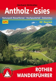 Wandelgids 06 Antholz – Gsies | Rother