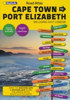 Cape Town to Port Elizabeth Road Atlas