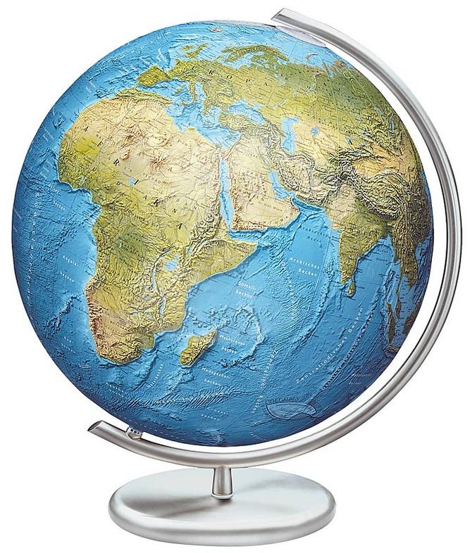 wereldbol - globe geo   columbus   9783871299711   reisboekwinkel de
