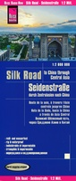 Silk Road to China through Central Asia - Zijderoute