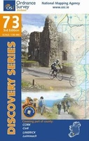 Ierland  discovery map Cork, Limerick