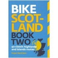 Bike Scotland Book Two , fietsgids Highlands en eilanden Schotland