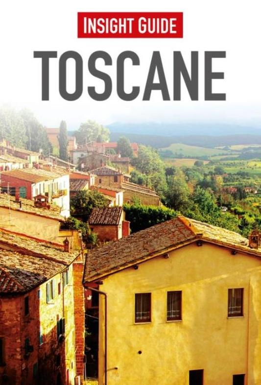 Reisgids Insight Guide Toscane   Cambium   €25,90