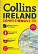 Wegenatlas -   Ireland Comprehensive Road Atlas | Collins