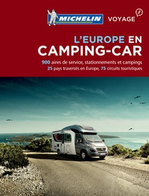 Campergids L'Europe en camping-car Edition | Michelin