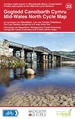 Fietskaart 23 Cycle Map Mid Wales - North | Sustrans