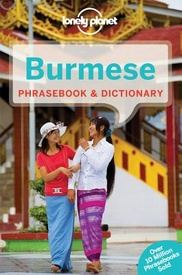 Woordenboek Phrasebook & Dictionary Burmese – Burmees | Lonely Planet