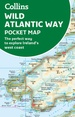 Wegenkaart - landkaart Wild Atlantic Way Pocket Map | HarperCollins